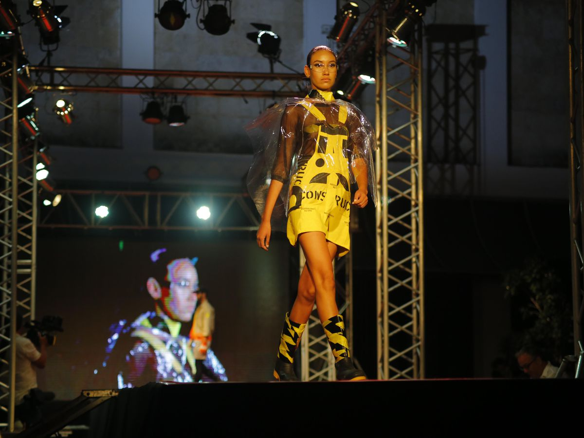 Fashion show blends Cuban private enterprise, US sponsorship