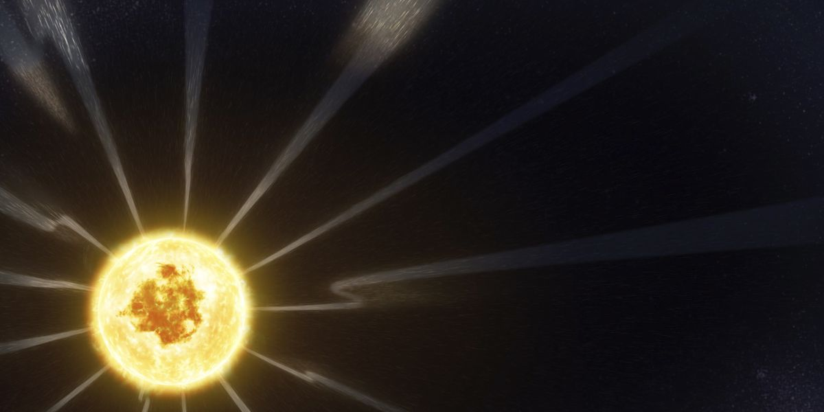 Surprising 1st results from NASA's sun-skimming spacecraft