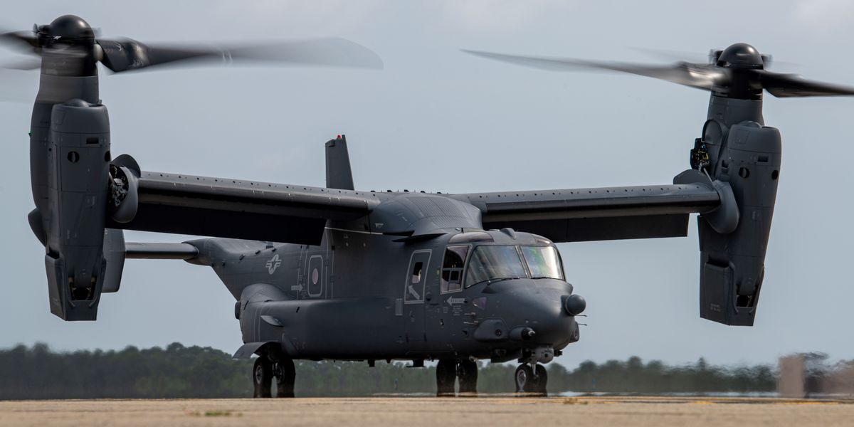 Bell, Boeing reaches milestone with 400th delivery of the V-22 Osprey