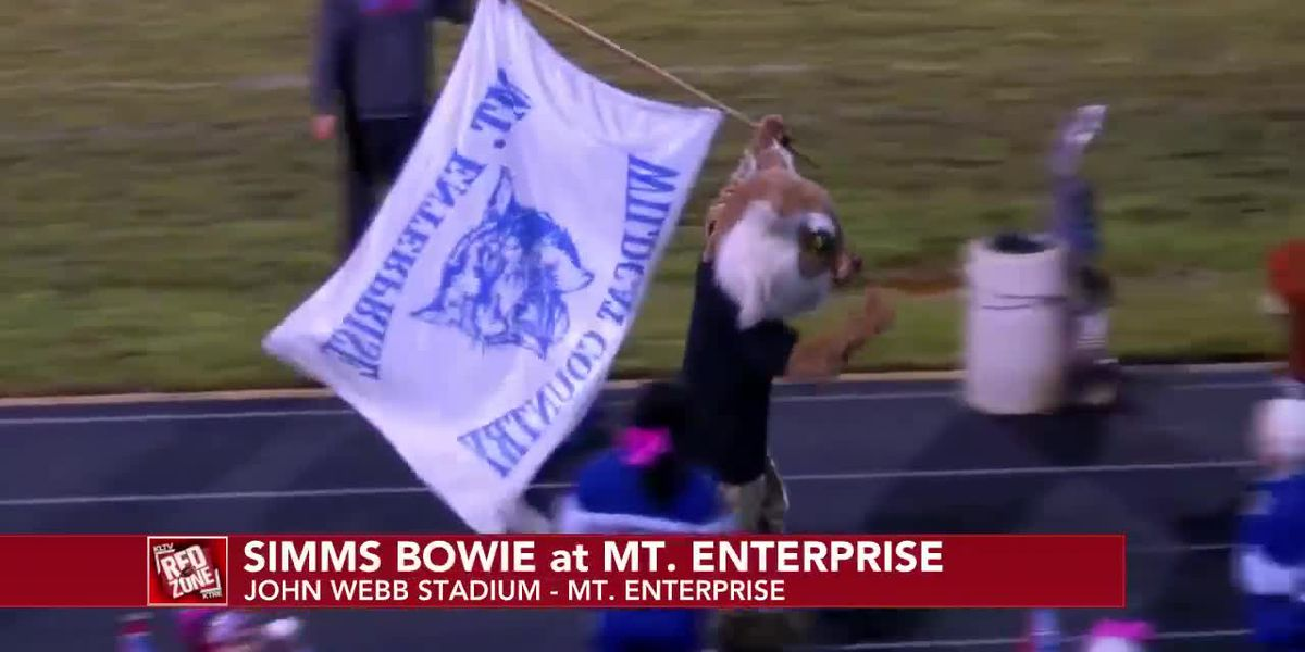 Week 7: Simms Bowie vs Mt. Enterprise