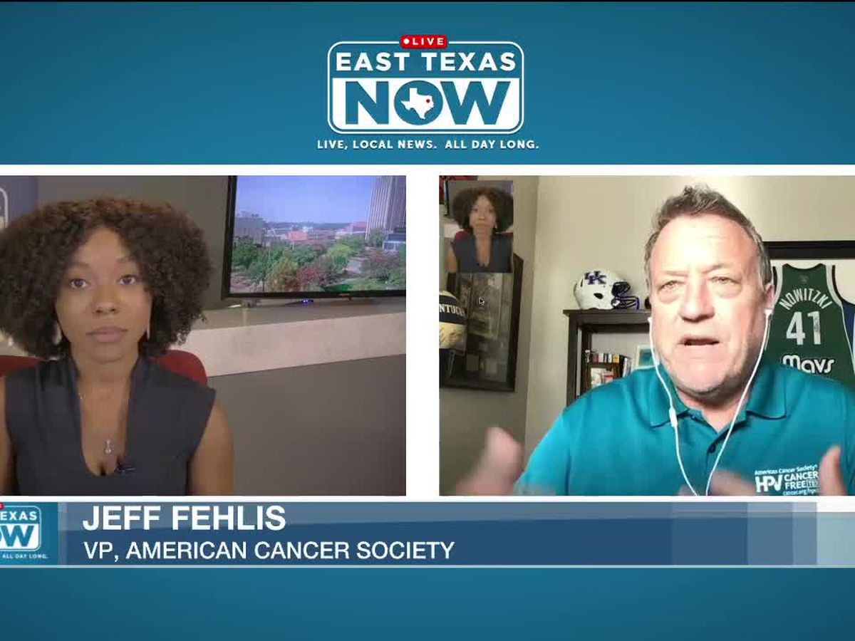 WATCH: American Cancer Society's Jeff Fehlis discusses importance of getting HPV vaccine