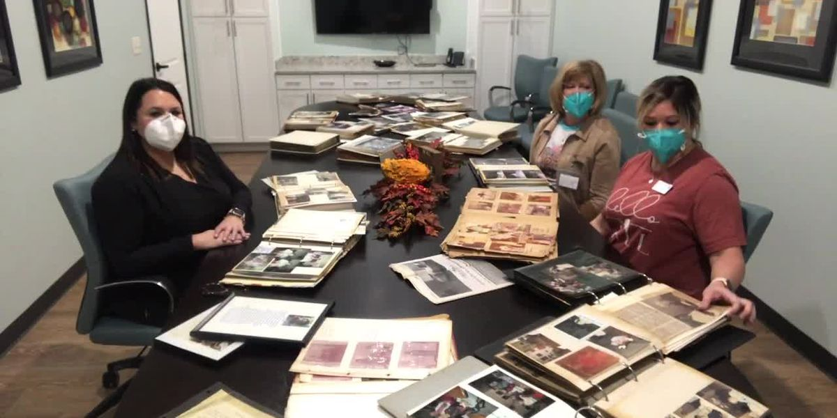 Employees at Kilgore retirement home want to reunite hundreds of photos with family members