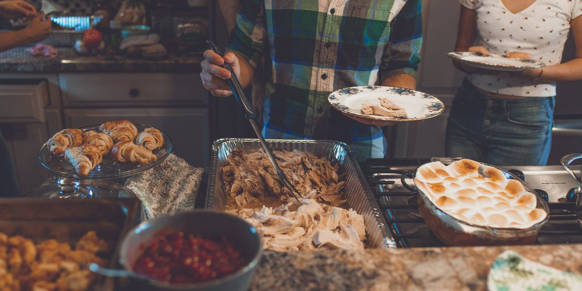 Thanksgiving food Americans refuse to do without