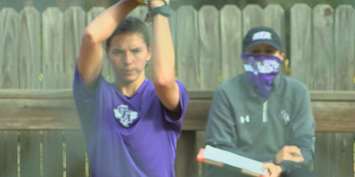 SFA Softball taking field in 2021 with high expectations