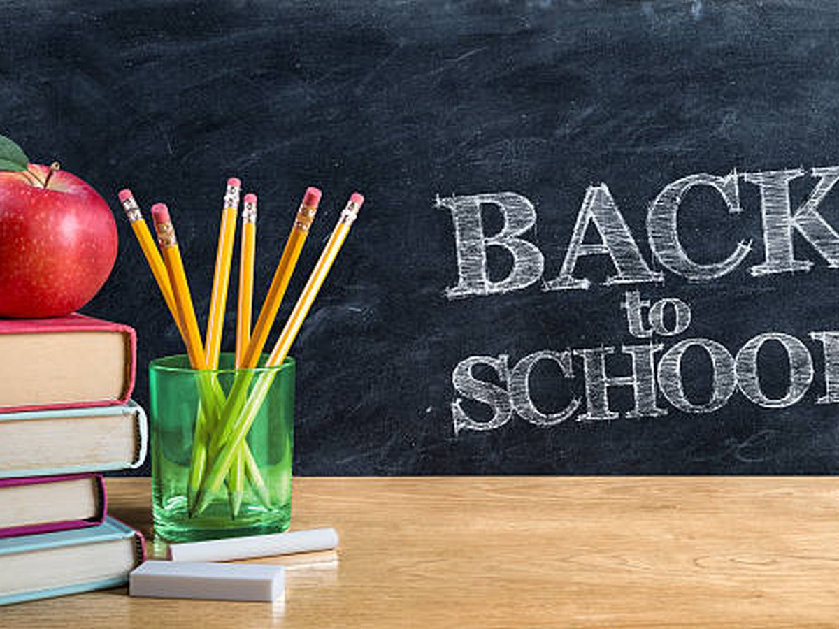 School start dates across East Texas