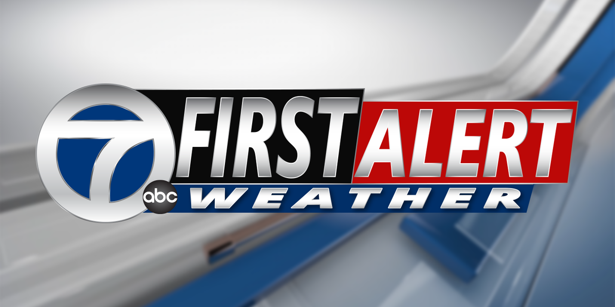 Monday's Weather: Storms and a cold front this morning. It's all in your First Alert Forecast