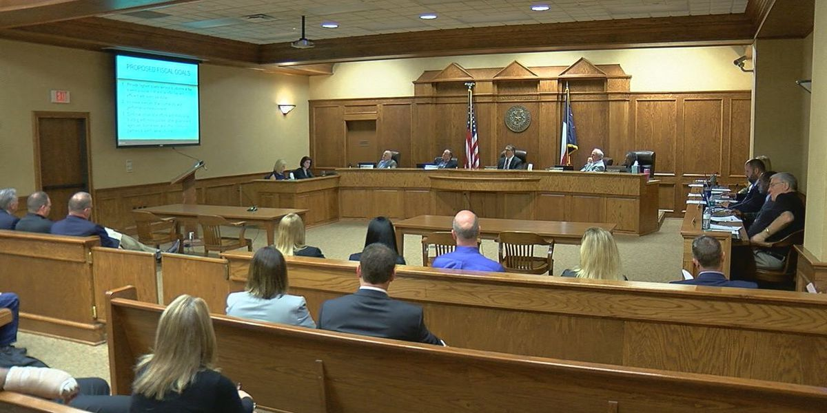 Smith County budget proposal includes pay increases, infrastructure improvements