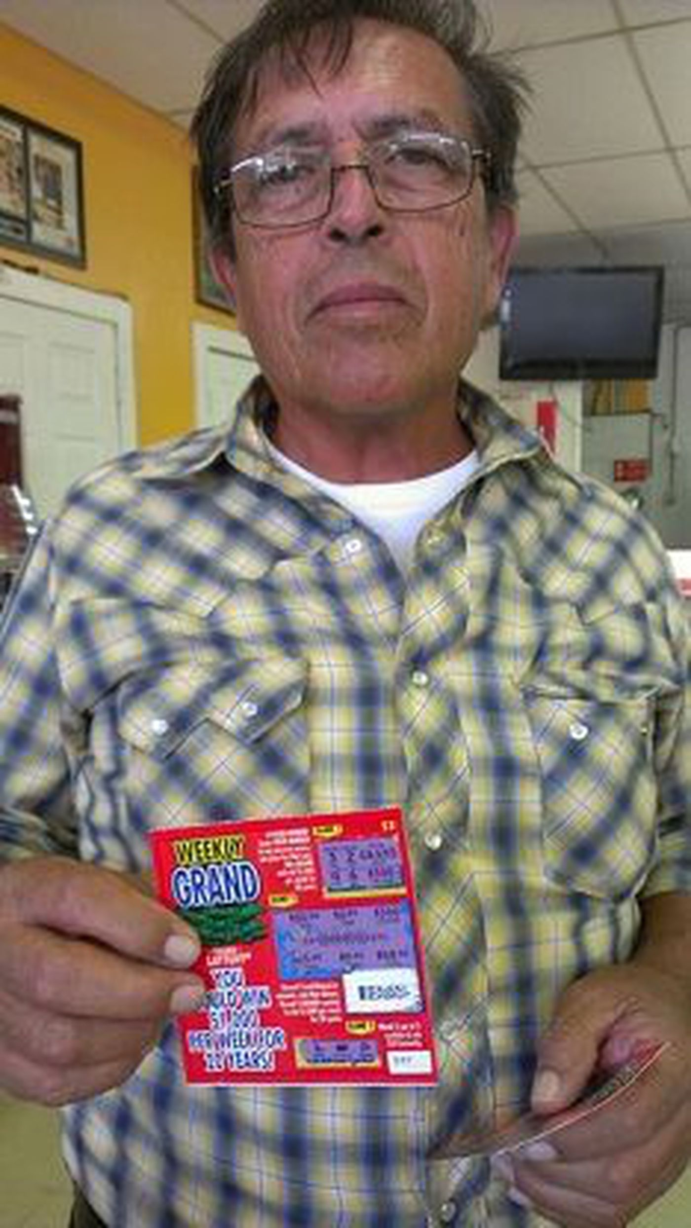 Another Tylerite strikes gold on lotto scratch-off