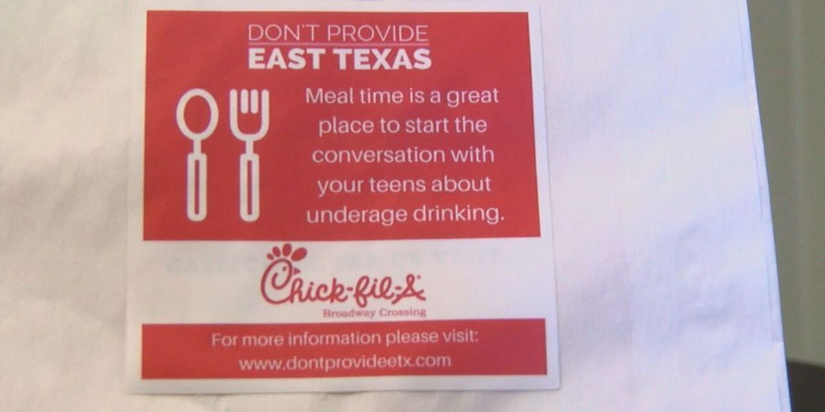 ETX students, businesses work to prevent underage drinking