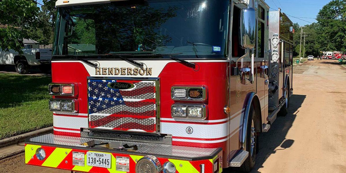 Henderson homes evacuated because of gas leak
