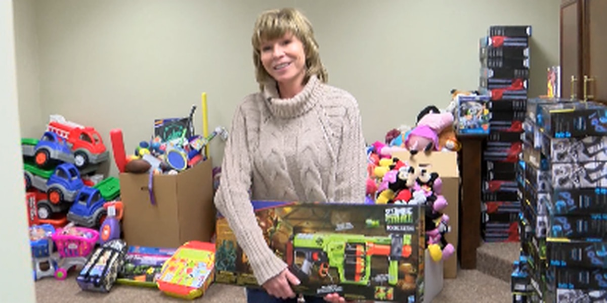 East Texas non-profit needs help collecting toys for children in need