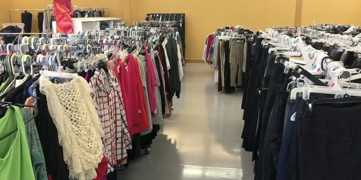 Thrift Store Ministry