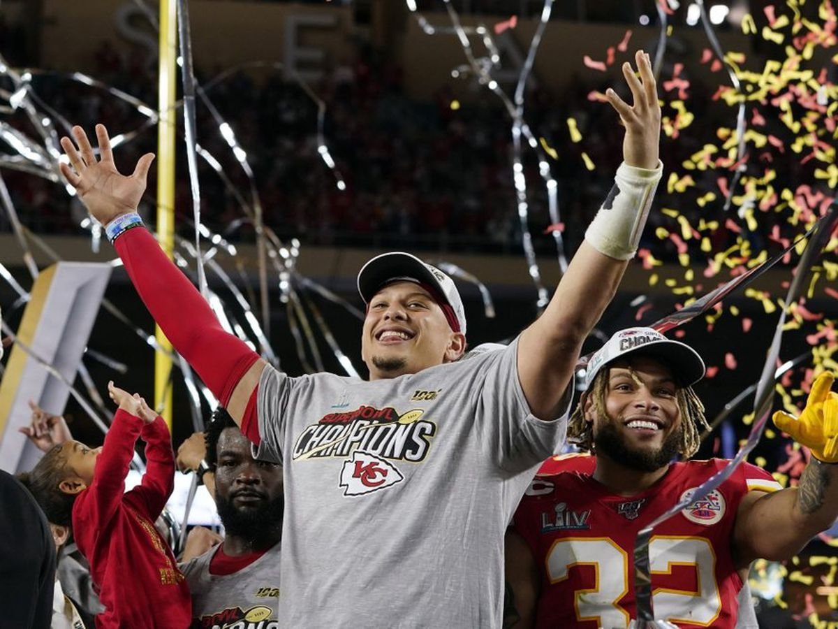 Mahomes urges unity amid protests over death of George Floyd
