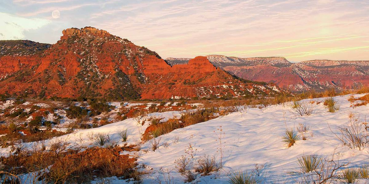 Caprock Canyons State Park closed for repairs