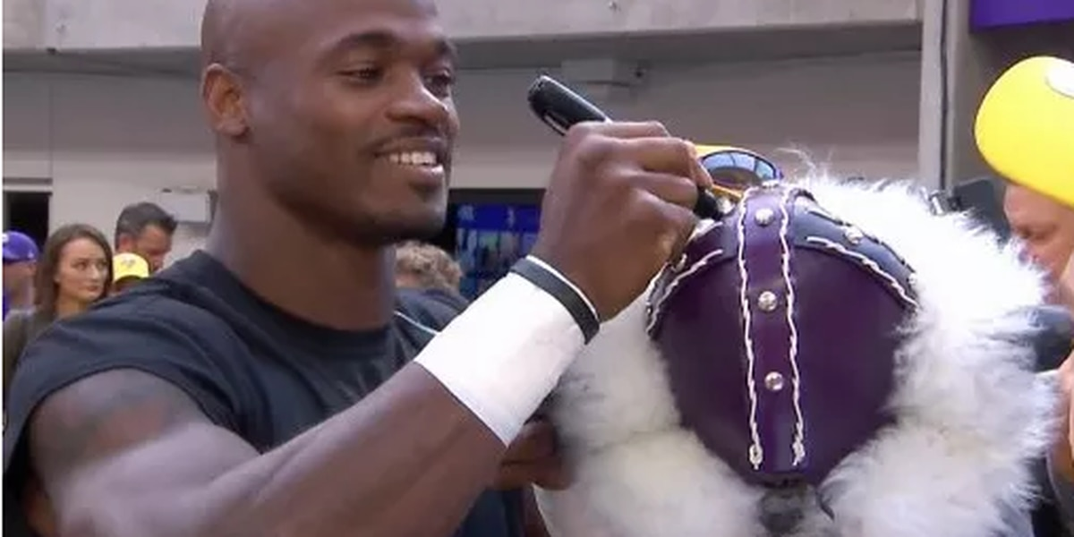 Report: Adrian Peterson sued over failure to repay $5.2 million loan