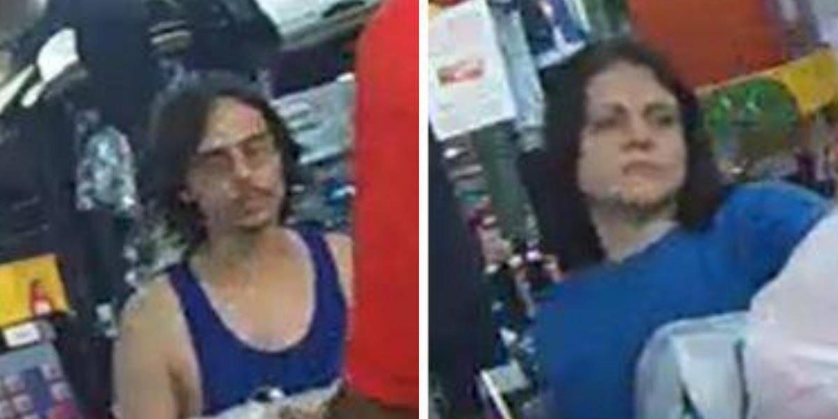 Smith County Sheriff's Office searching for suspects who assaulted store clerk, left without paying