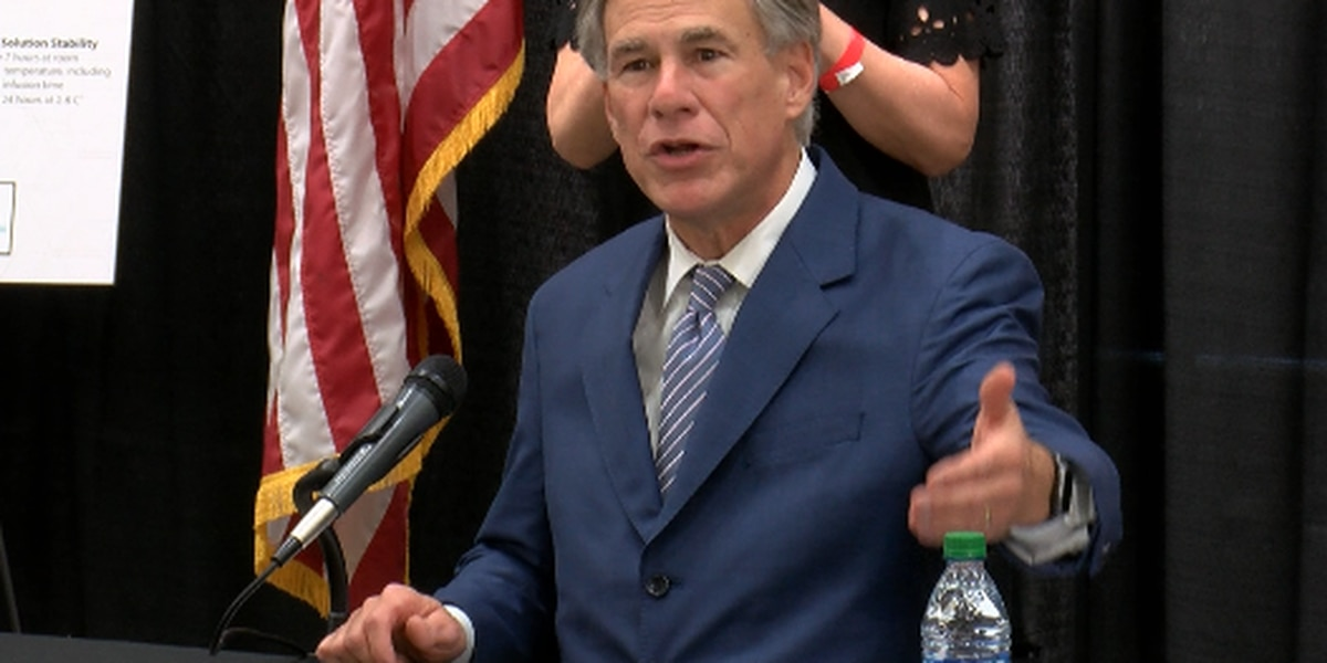 Gov. Abbott orders resources on standby for possible flash flooding