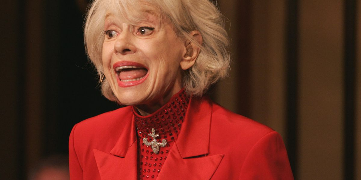 Broadway legend Carol Channing dies at age 97