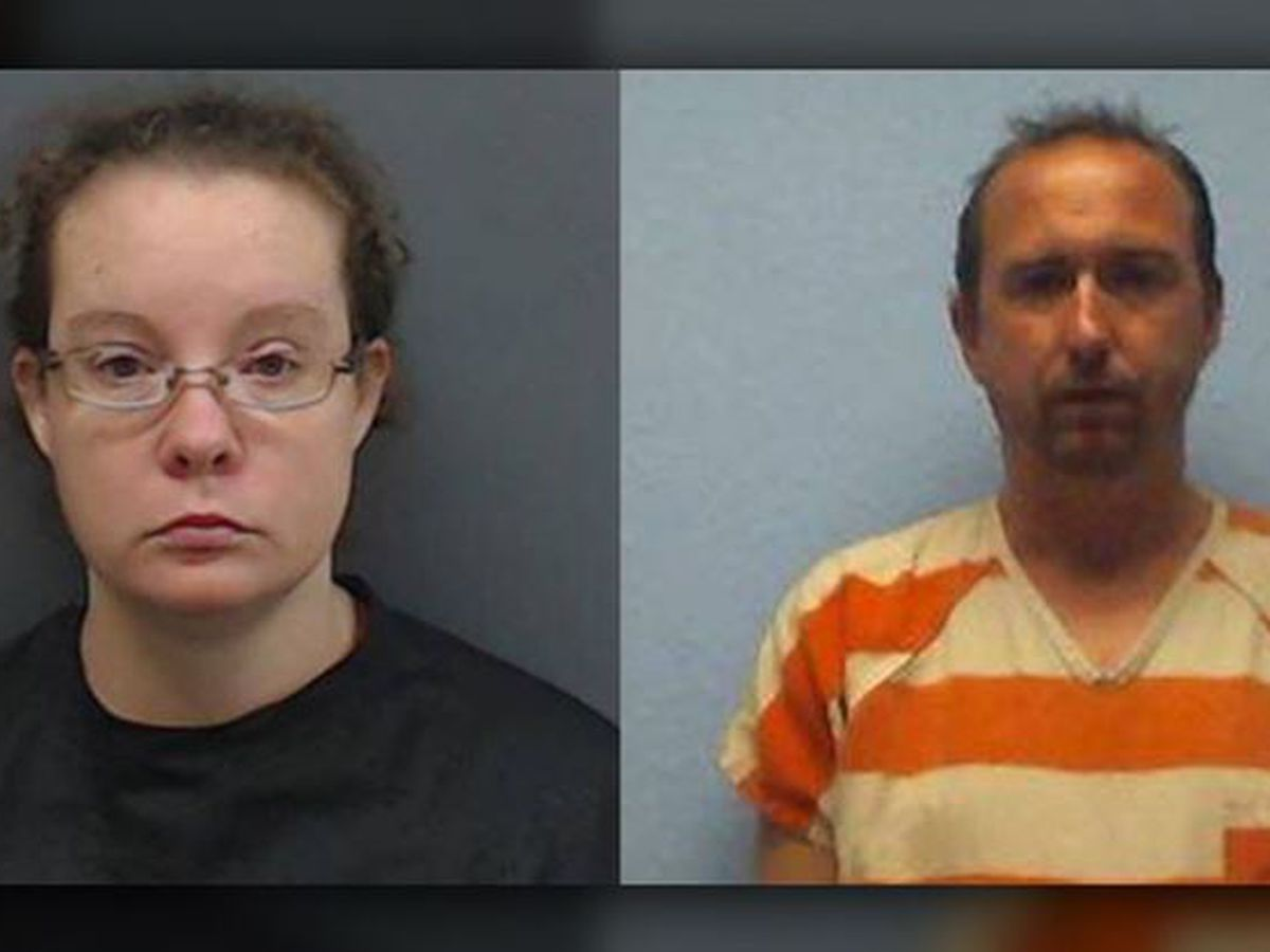 Gregg County grand jury indicts man, woman on child sex assault charges