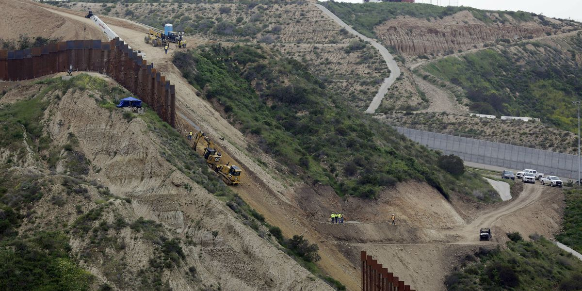 Military base projects, including schools and target ranges, to be cut to fund border wall