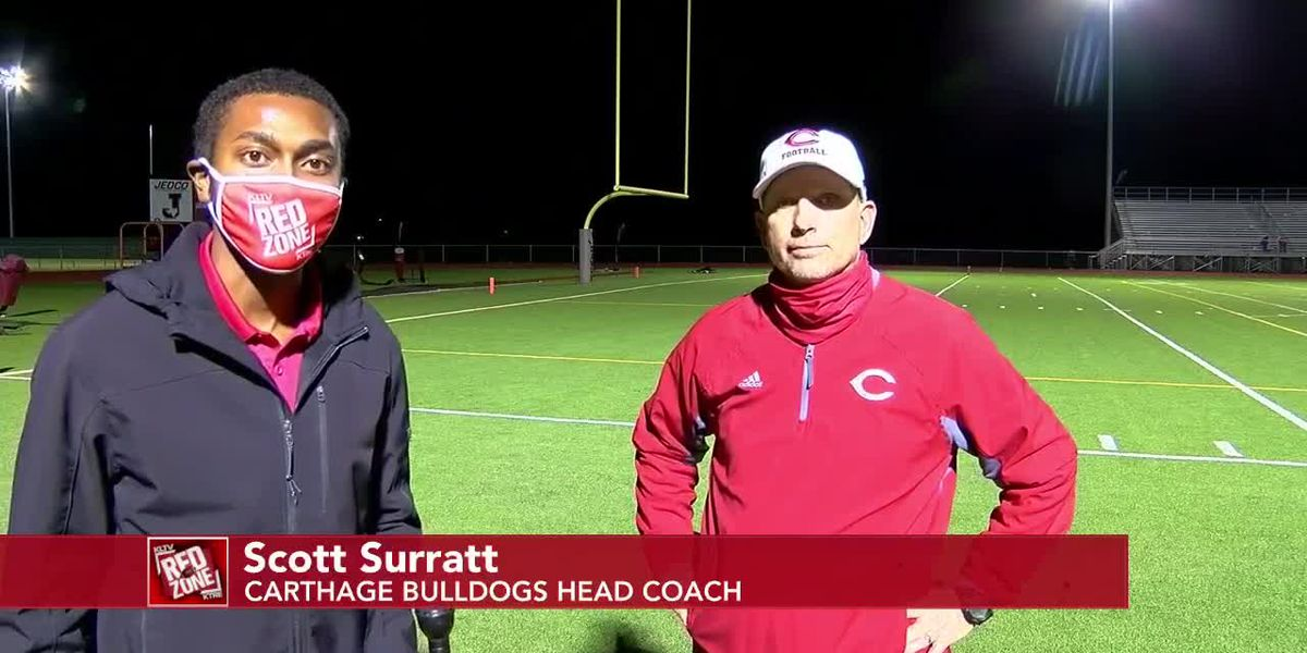 2020 Week Eight Coach Interview: Coach Scott Surratt
