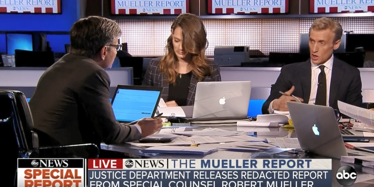 Read it here: Attorney General releases redacted Mueller report
