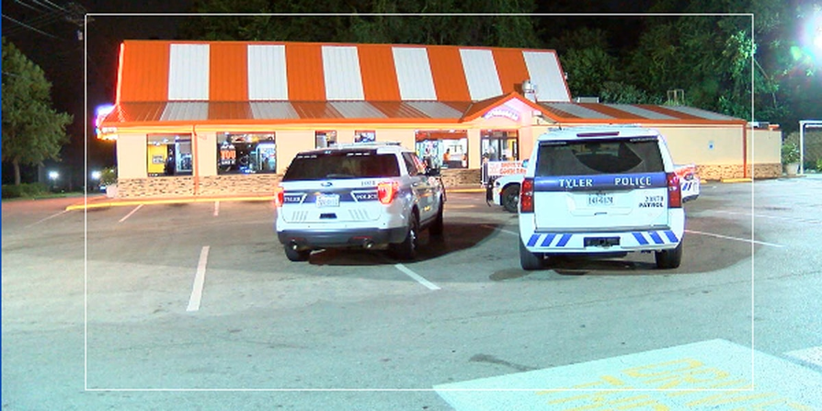 Tyler Police searching for person who shot windows out at Whataburger