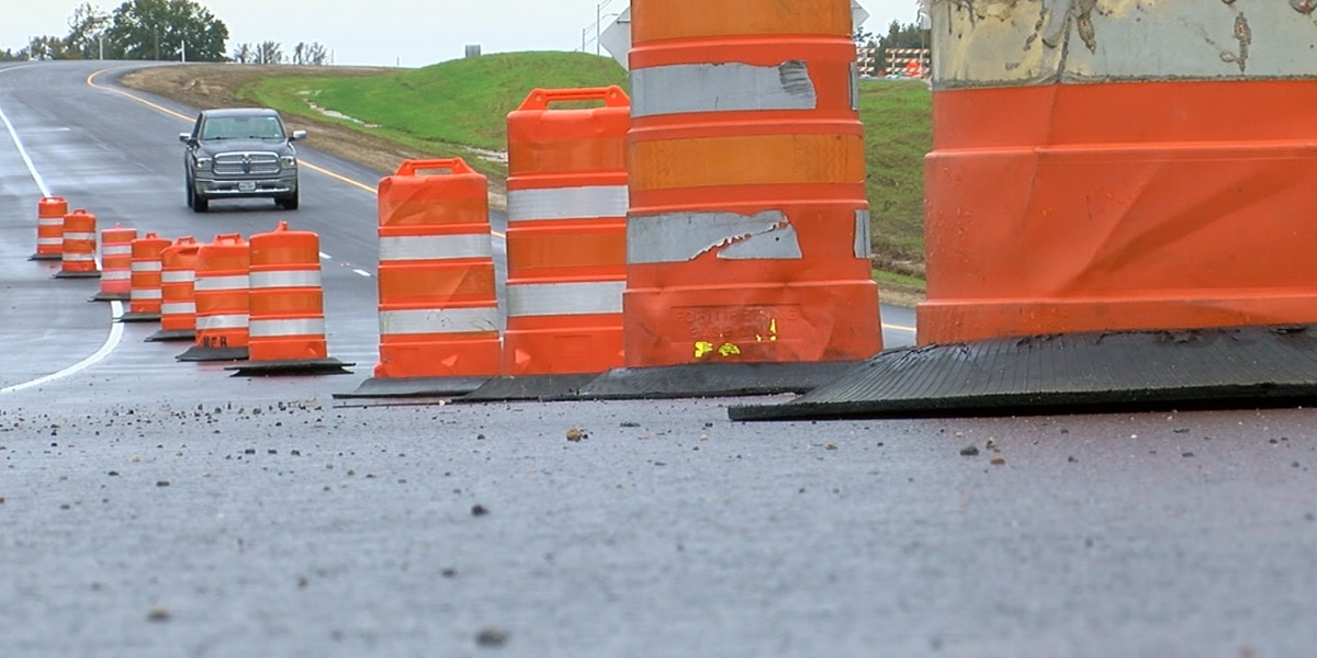 2 years, $126,000,000 later, Lindale relief route opens