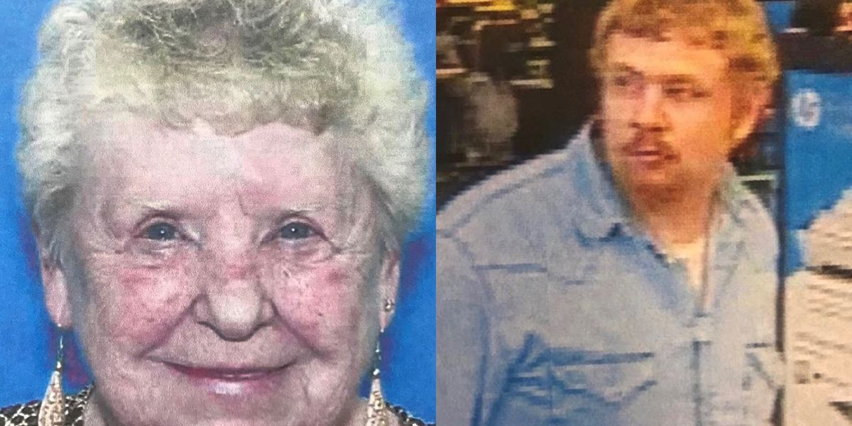 Crockett Police searching for missing woman; info sought from nephew