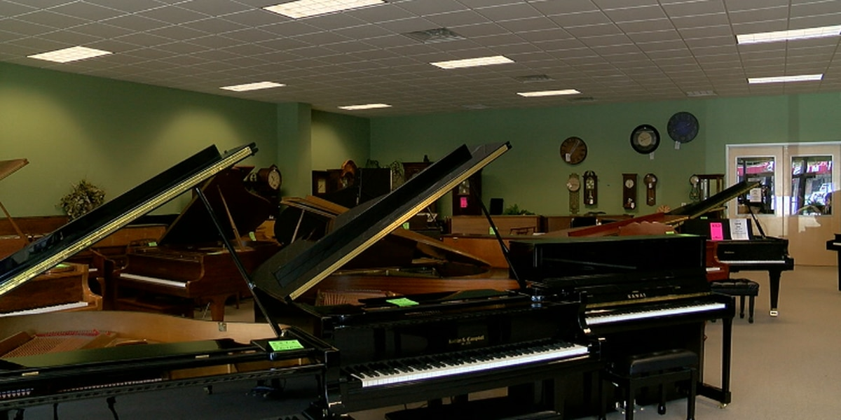 Tyler Piano Company closing after 80 years of business