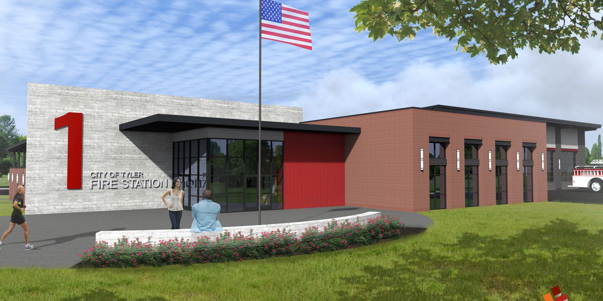 Construction to begin on new Tyler fire stations