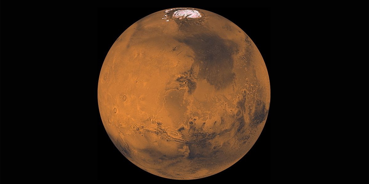 Mars won't be this close again for another 15 years