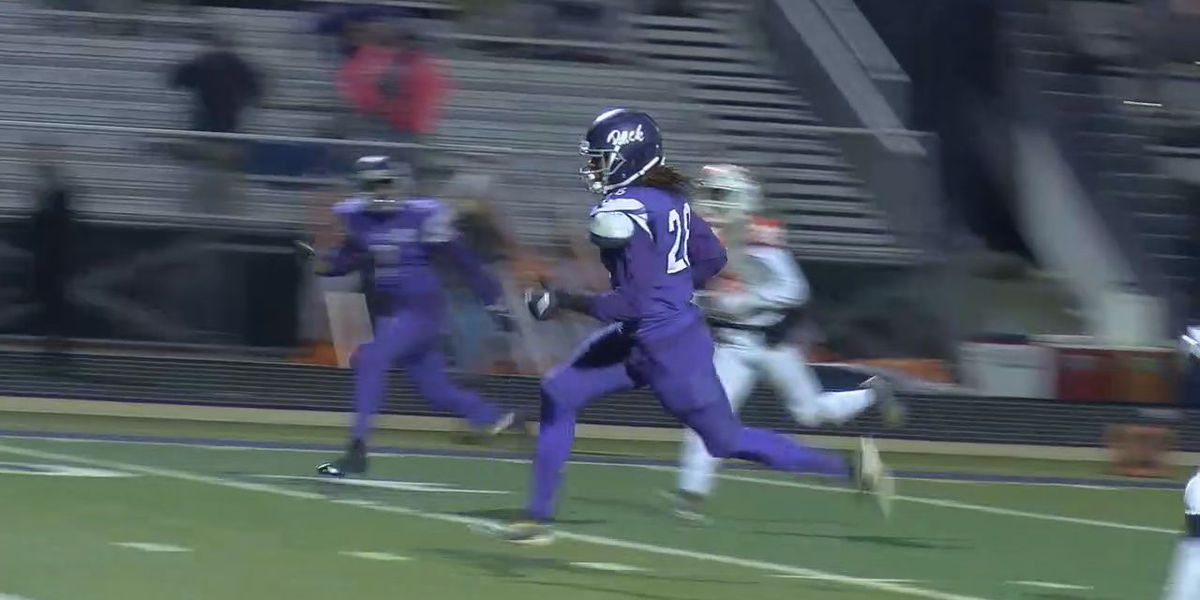 Lufkin's Caleb Berry heading into senior year with momentum on recruiting trail