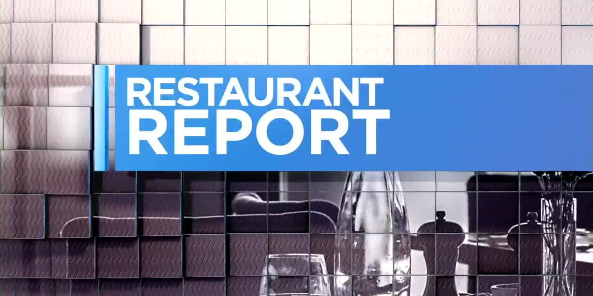 Restaurant Reports: Seven restaurants get tops scores under inspection