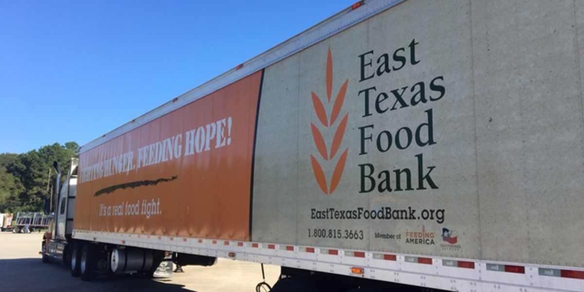 East Texas Food Bank to distribute free produce Friday at Gregg County Fairgrounds