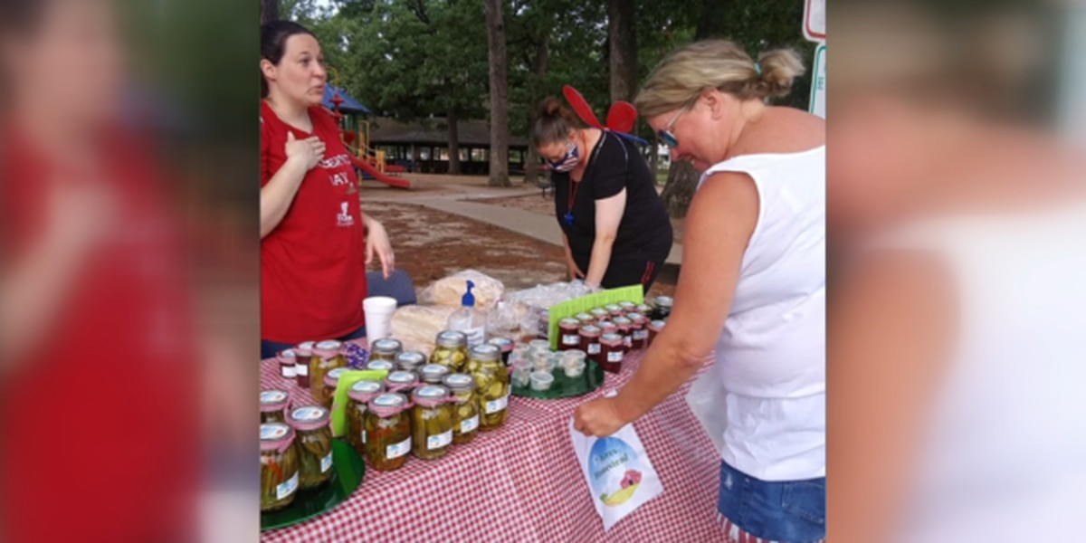 Vendors discuss financial impact as Quitman Farmers' Market postpones due to COVID-19