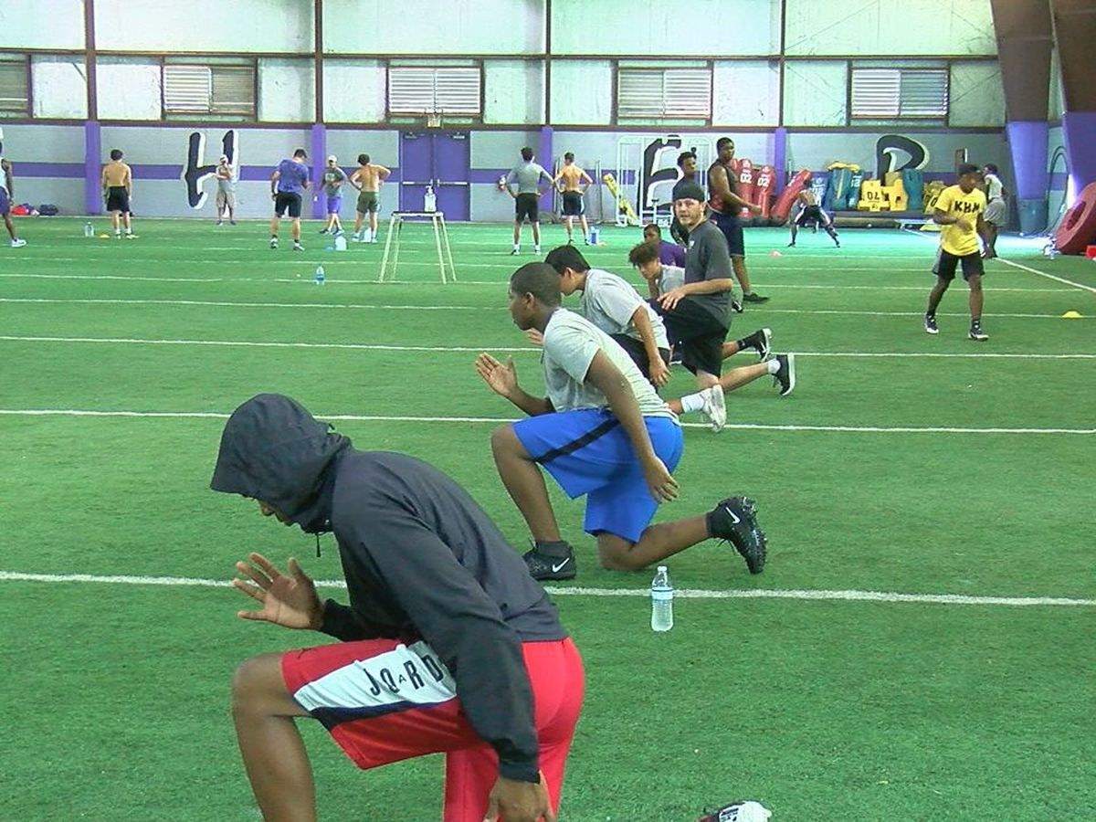 With COVID-19 on the rise, high school programs around the state start to suspend summer workouts