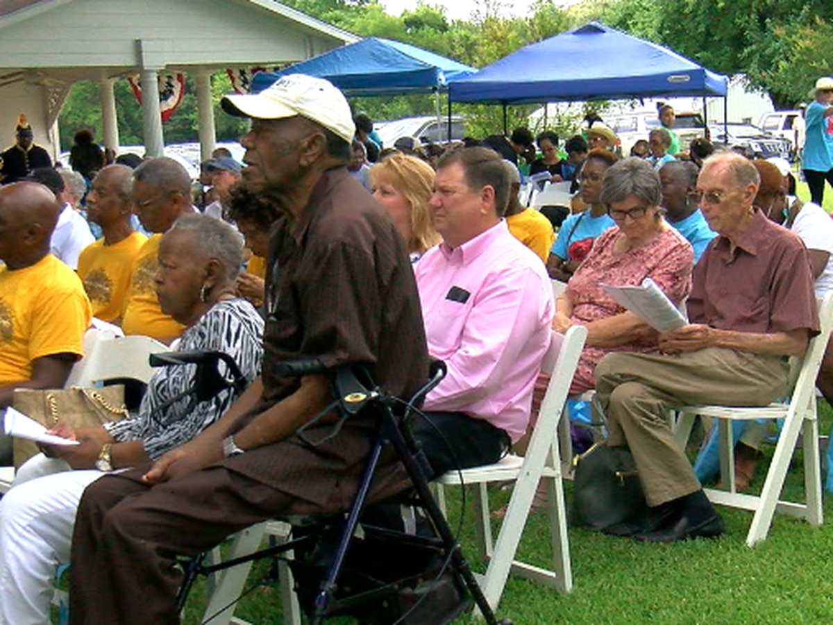 Roseland Plantation hosts ancestry reunion