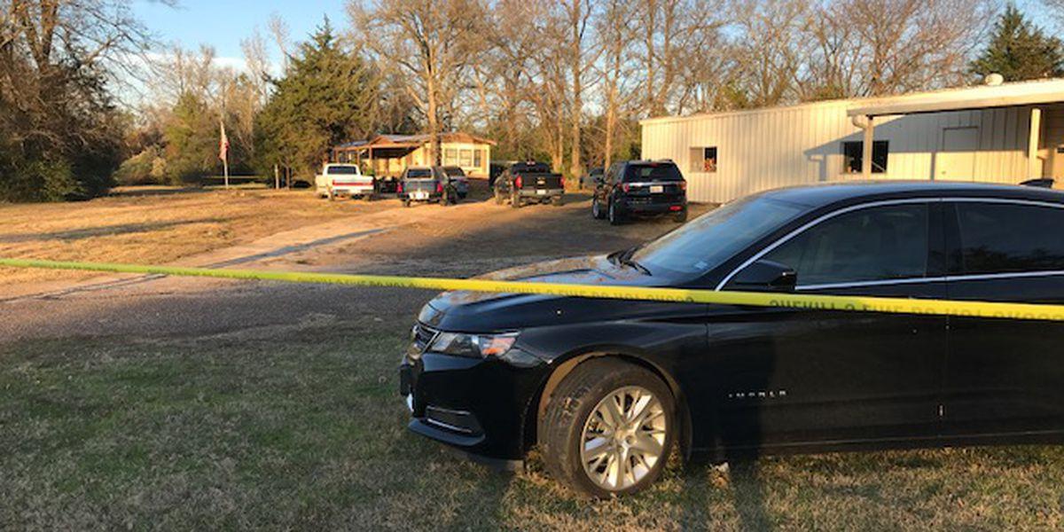 Gregg County deputies investigating homicide, suspect in custody