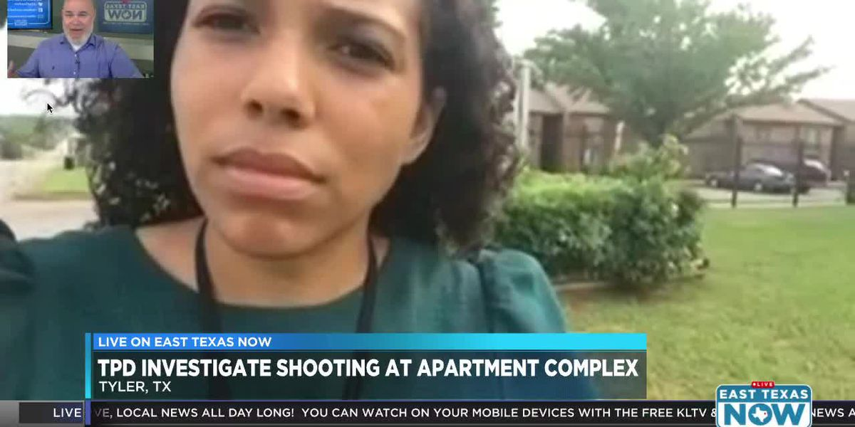 EAST TEXAS NOW: Woman injured in shooting at Tyler apartment