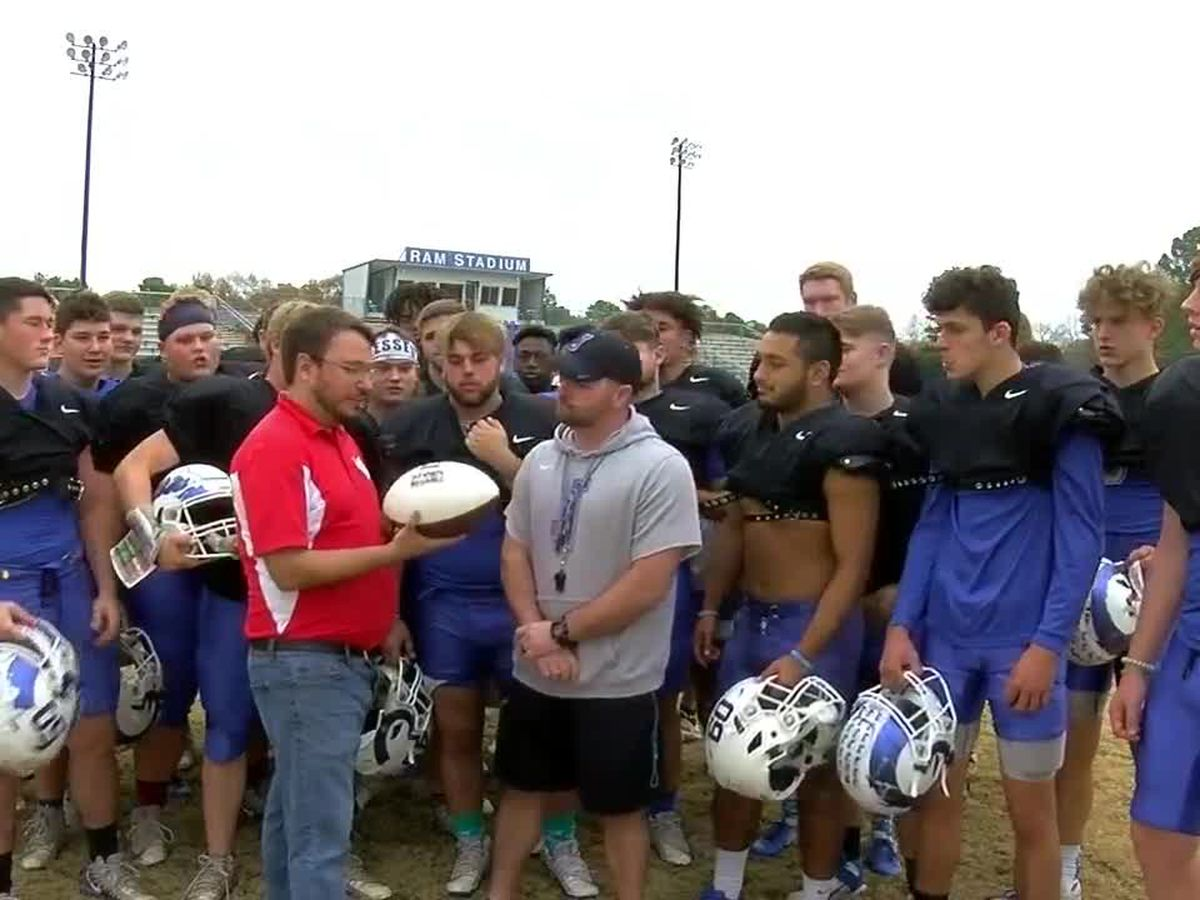Joaquin Rams awarded final Game Ball of the year