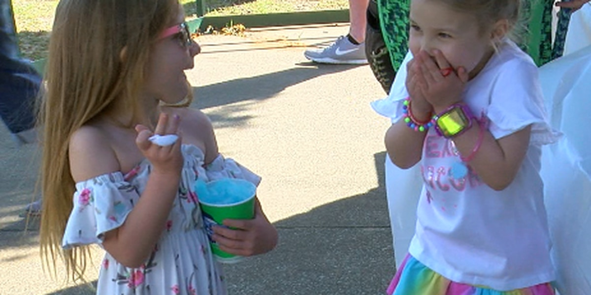 At bat; East Texas kids raising money for 4-year-old with brain tumor