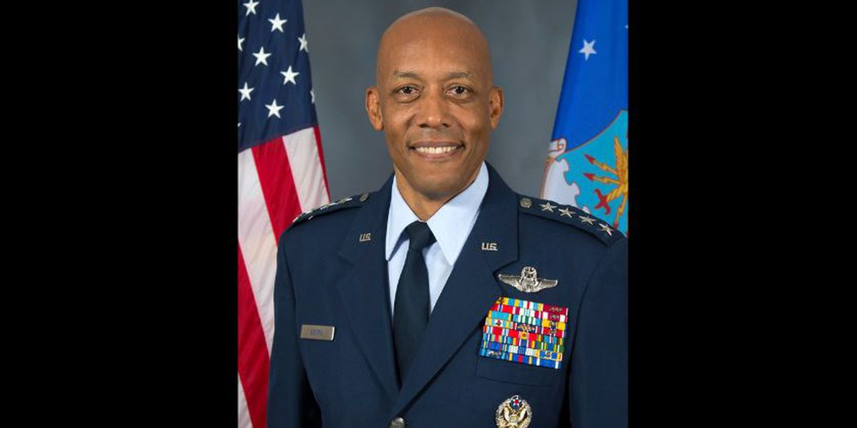 Red Raider alum confirmed to be next Air Force Chief of Staff