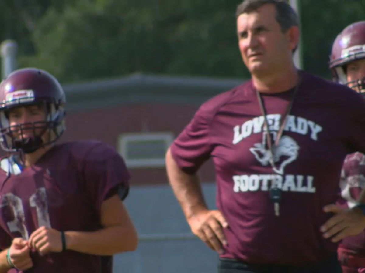 Lovelady finds Jon Lowery's replacement