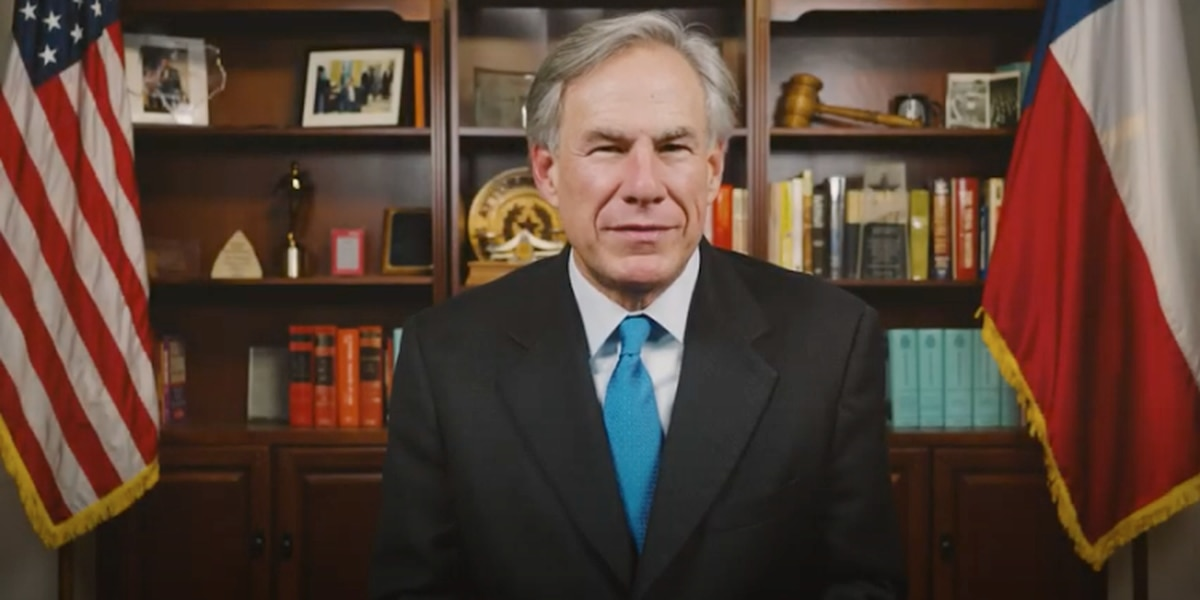 Gov. Abbott says he's looking to 'cut red tape' for Texas businesses