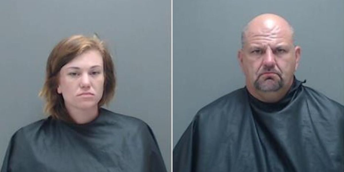 Harrison County deputies' search nets 2 arrests for drug charges