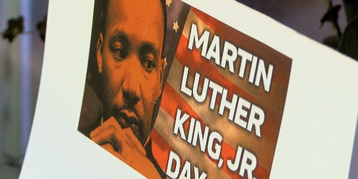 Gladewater community celebrated Dr. Martin Luther King Jr.