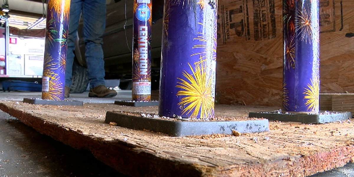 East Texas firefighter recovering after firework goes off in his face