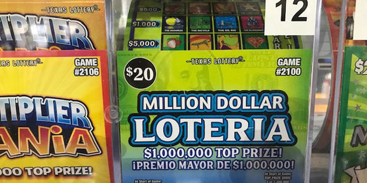 Tyler resident wins $1 million with scratch-off ticket