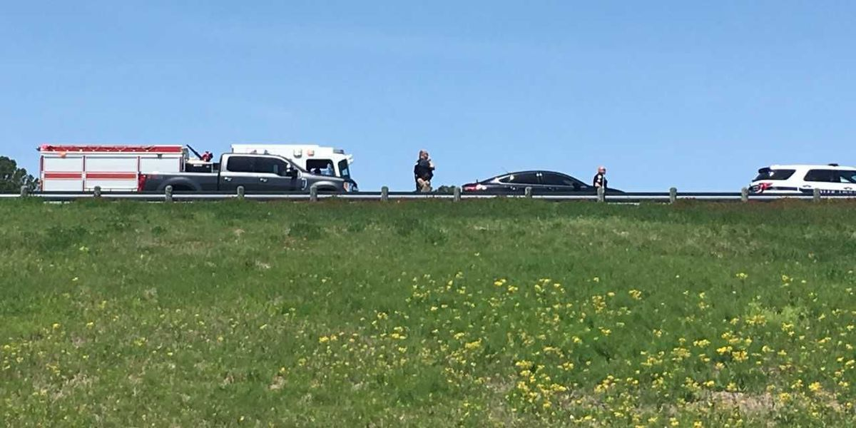 Police: Man on Toll 49 bridge in custody and taken for medical evaluation
